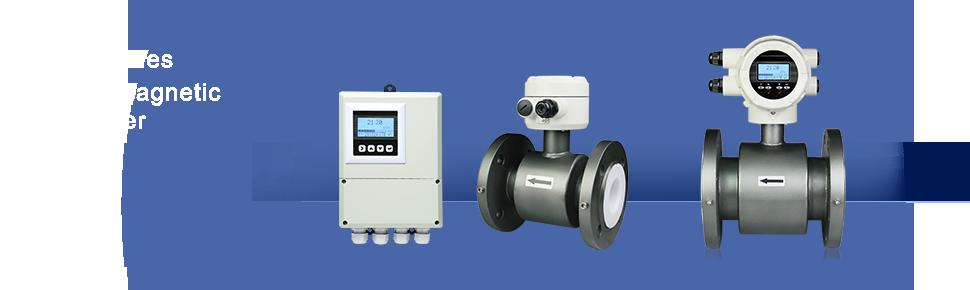 PMF Flow meter