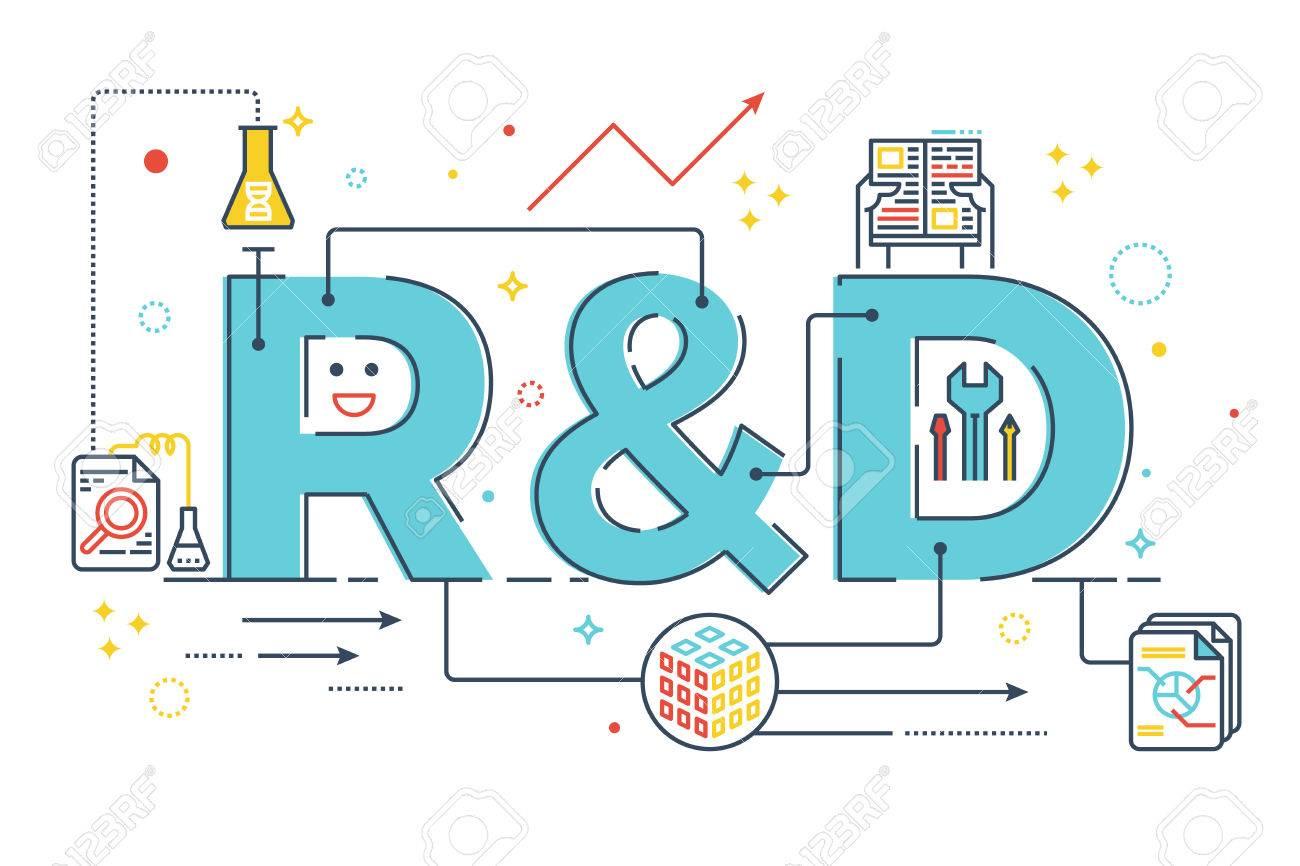 تحقیق و توسعه (R&D)